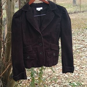 Loft Corduroy jacket brown